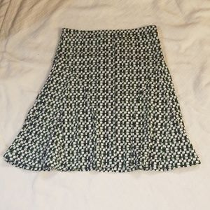 DKNY Plaid Skirt